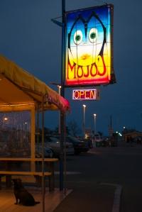 Mojo's at Night